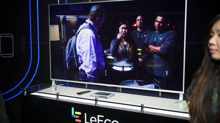 LeEco HDR 10 85 Inch TV Preview and Price