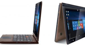 iBall CompBook Flip-X5 Convertible laptop Specs and Features