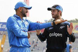 India Vs New Zealand Ranchi ODI Live Score