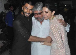 Accident on the Sets of Padmavati