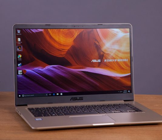 Asus Vivobook 15 X510 Specifications
