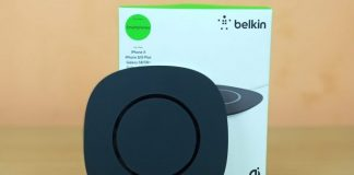 Belkin wireless charger review