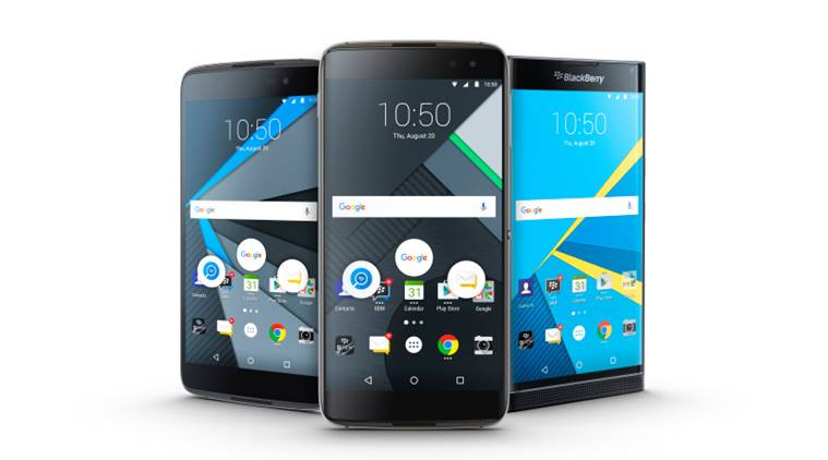 Blackberry DTEK60 Full Phone Specifications