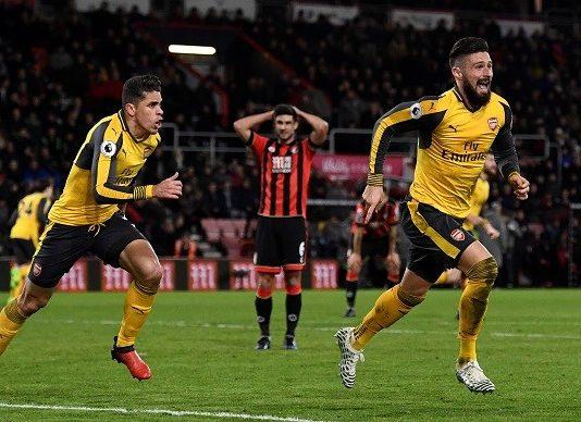 Bournemouth vs Arsenal Match Highlights Best Goals Full Details