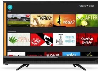 cloudWalker cloud tv x2