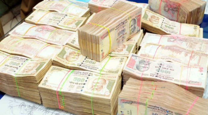 Crackdown black money