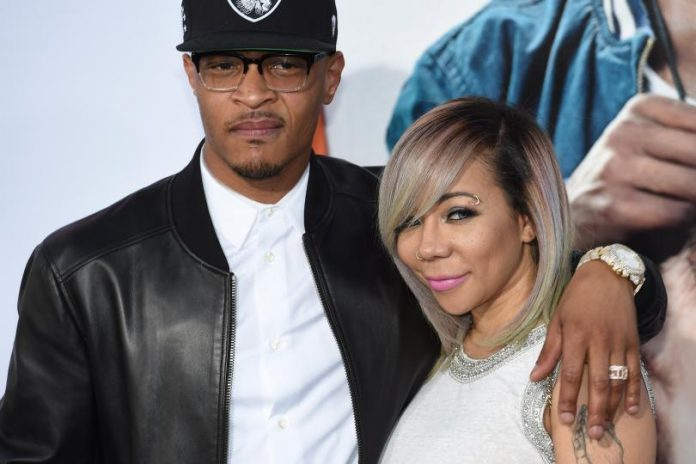 T.I's wife Tiny has filed for divorce