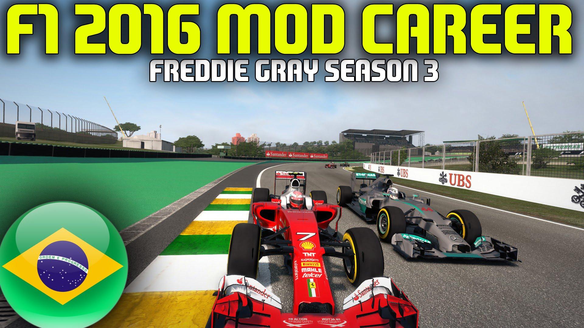 F1 Brazilian Grand Prix 2016