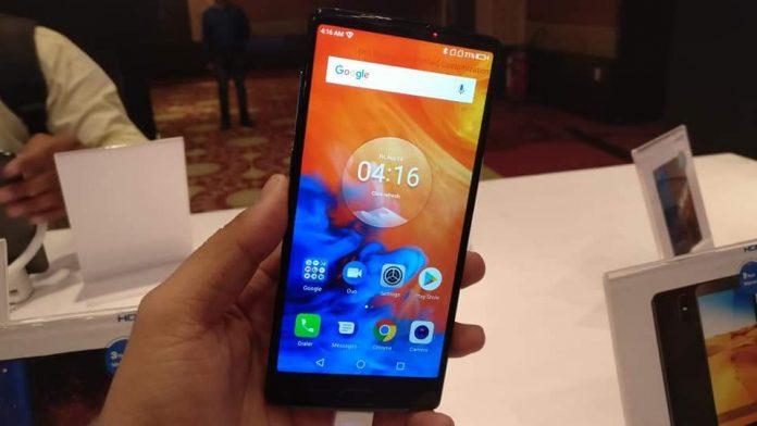 Homtom h3 smartphone