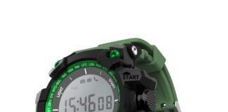 Gekko GX1 Hybrid Smartwatch