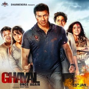 ghayal once again flop movie in 2016 box office collection