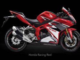 Honda CBR250RR specification