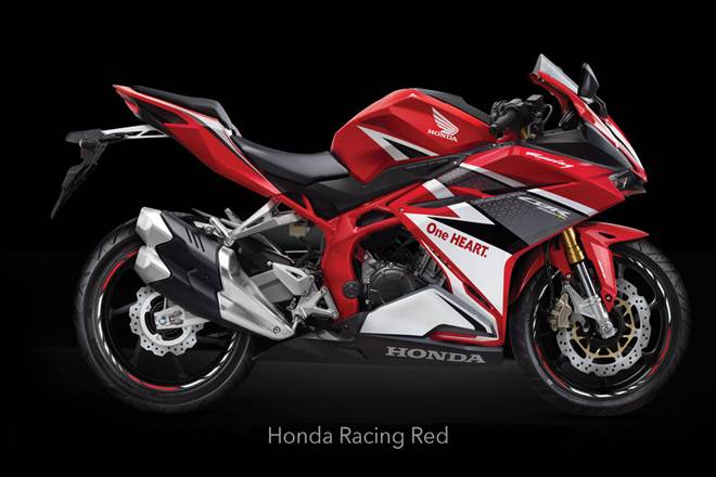 Honda CBR250RR specification