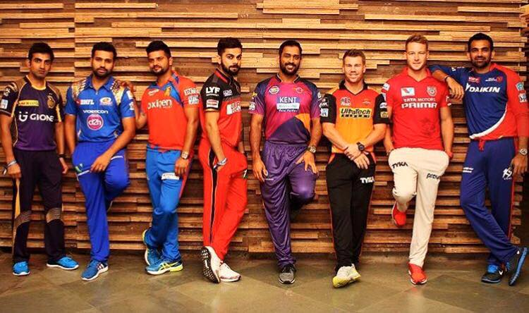 IPL 2017 List of Released Players