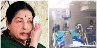 Jayalalithaa critical live dead