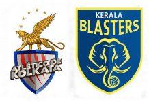 Kerala Blasters Vs Atletico de Kolkata