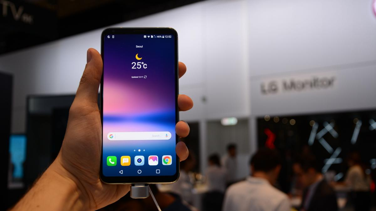 LG G7 ThinQ Leaked Specification, Release Date & Price In India
