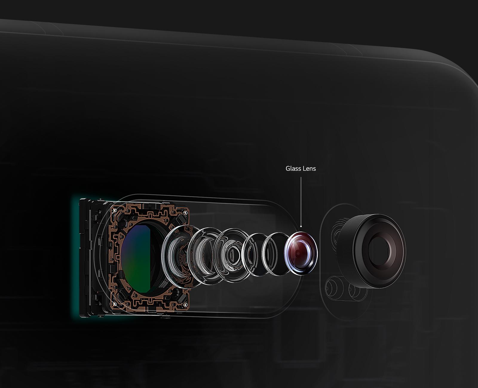 LG V30 plus camera