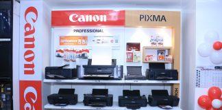 Canon PIXMA Zone