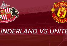 Manchester United vs Sunderland Preview