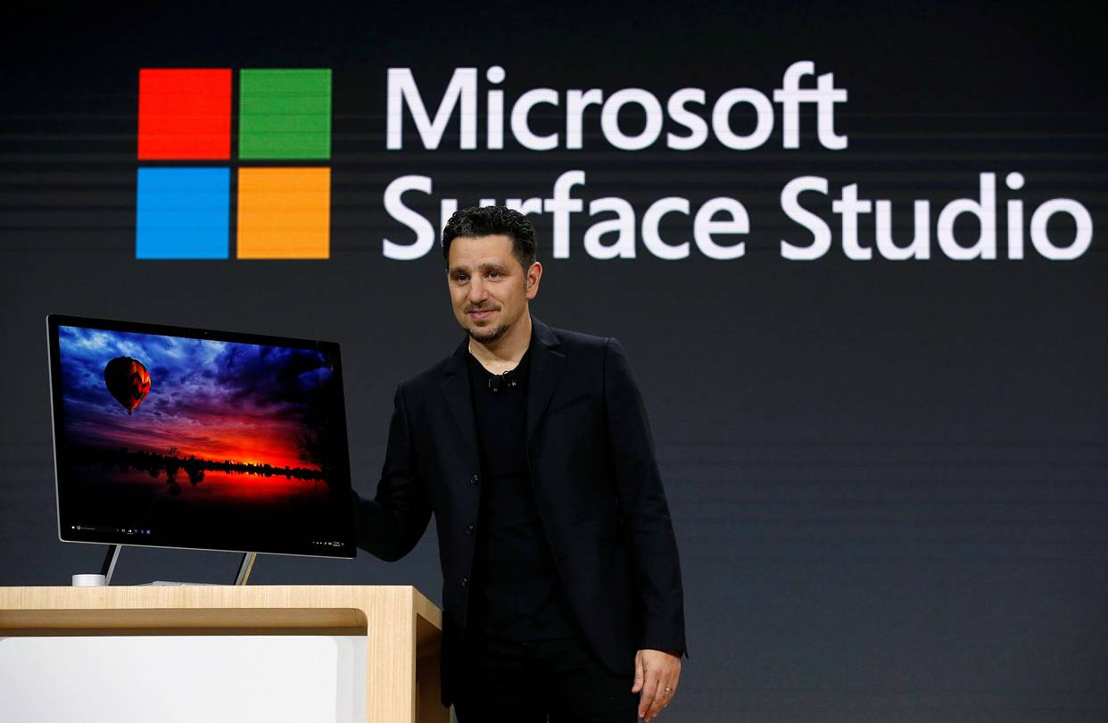 Microsoft Surface Studio Desktop Specs Features