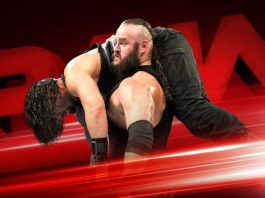 Monday Night Raw Braun Strowman, Monday Night Raw braun strowman, wwe raw