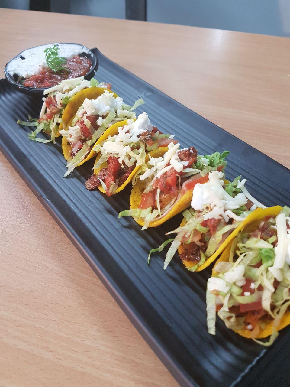 Mumbai Slider Tacos