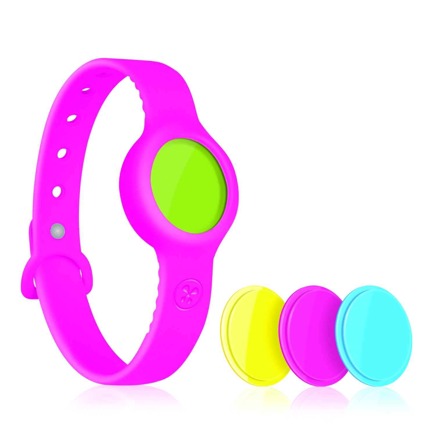 Nabi Compete fitness band