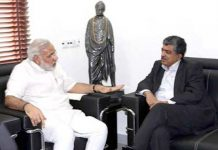 Nandan Nilekani To Help With Cash Clean Up