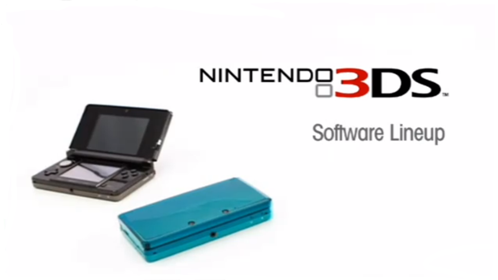 nintendo 3ds game