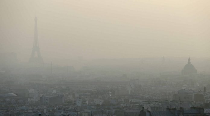 paris worst pollution