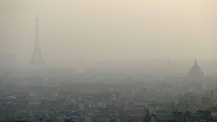 paris worst pollution