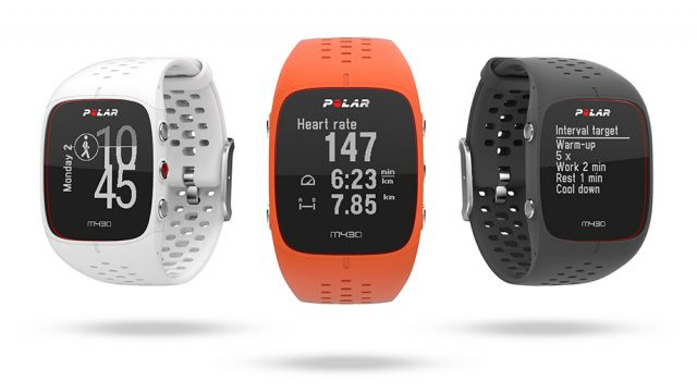 Polar M430 fitness tracker health band