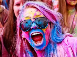 Protect Your Eyes This Holi