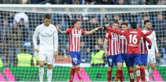 Real Madrid VS Atletico Madrid
