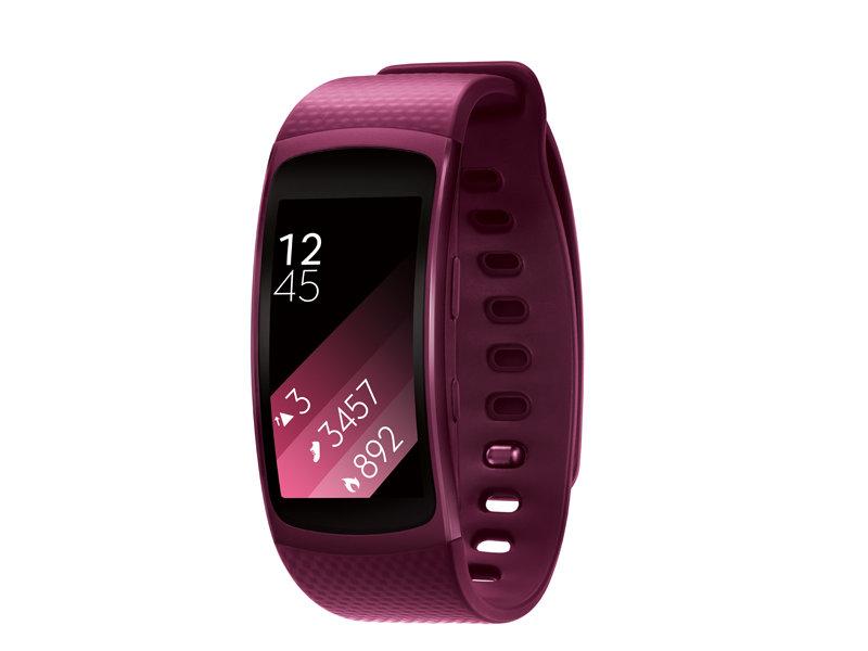 Samsung Gear Fit 2 health gadget
