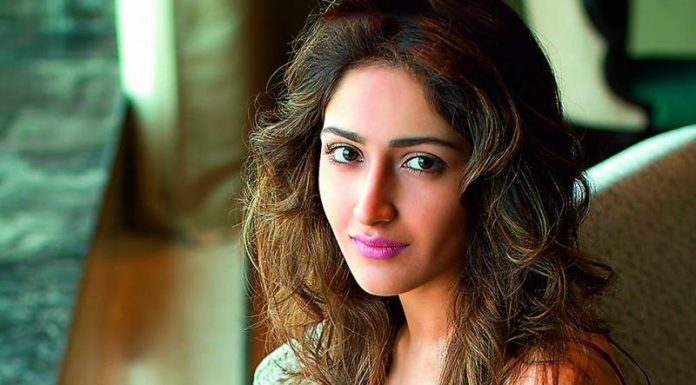 Sayyeshaa Saigal pawan Kalyan next movie