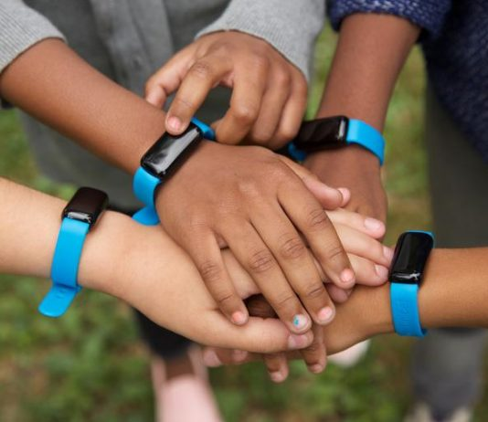 UNICEF Kid Power Band