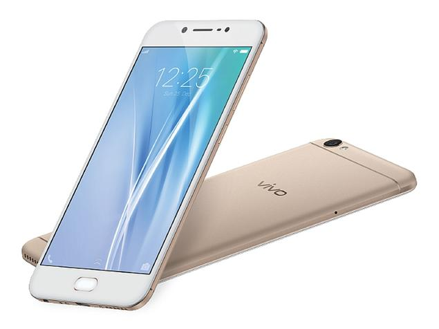 Vivo V5 smartphone price, features