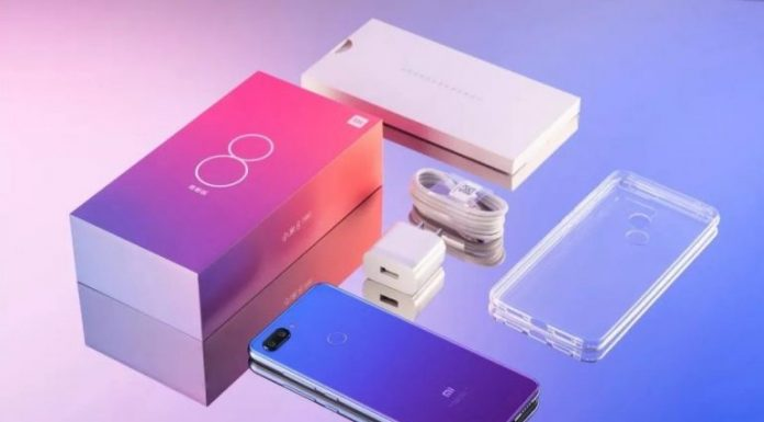 Xiaomi Mi 8 Lite Specifications