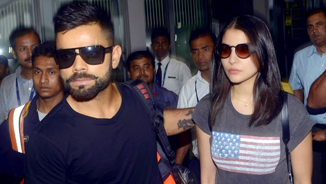anushka sharma virat kohli new year celebrate in uttarakhand
