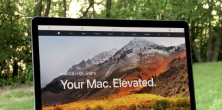 Mac OS High Sierra 10.13.2 Version App