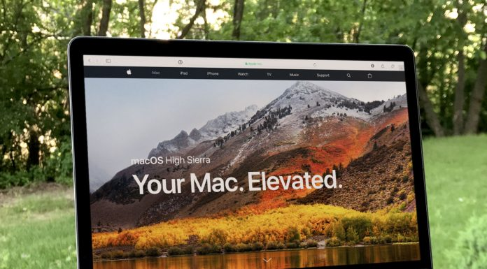 Mac OS High Sierra 10.13.2 Version App