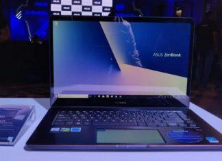 asus zenbook pro 15 specification