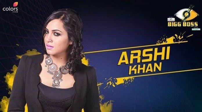 bigg boss 11 arshi khan