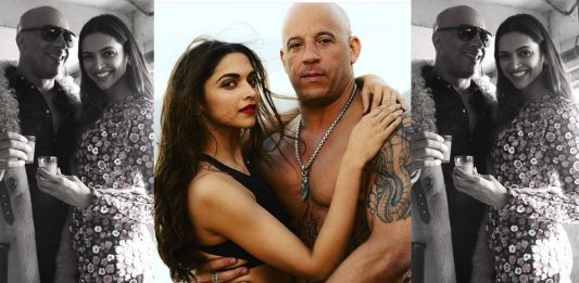 Deepika padukone wants to be the mother of Vin Diesel's child