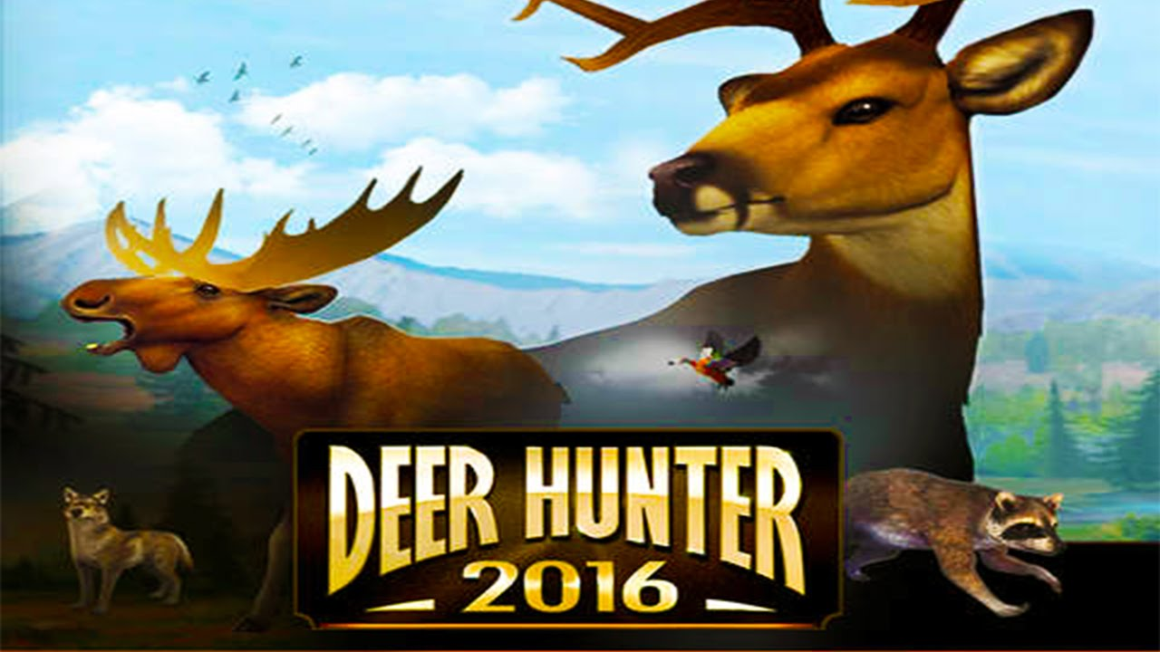 deer hunter 2016 hack android ios apps games 2016