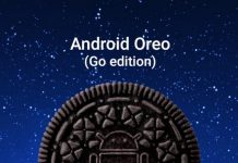google android oreo go edition