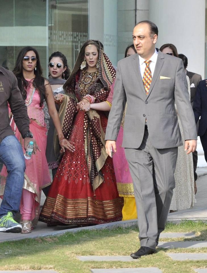 hazel yuvraj singh wedding pics