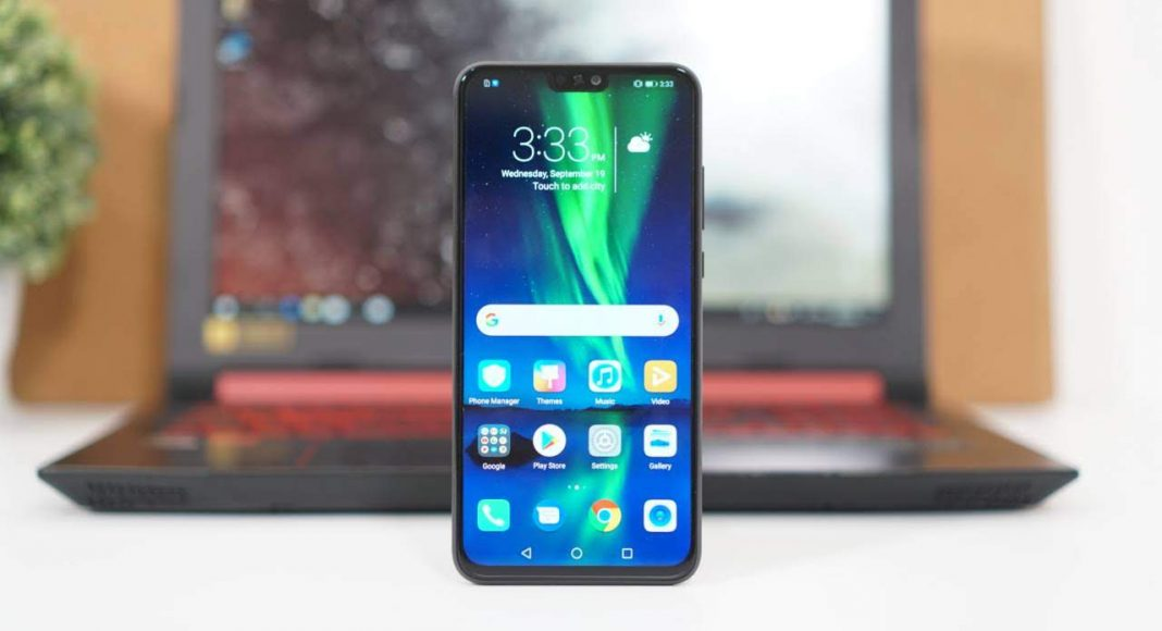 honor 8x specification